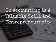 entrepreneurship accounting valuable skill featured image
