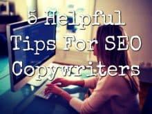 seo copywriter tips for seo copywriters featured image